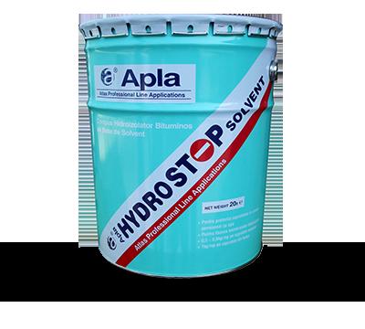 AplaHydroStop – Solvent amorsă bituminoasă hidroizolatoare, pe bază de solvent