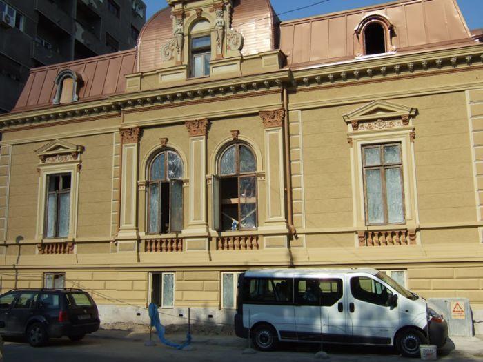 Clădire patrimoniu