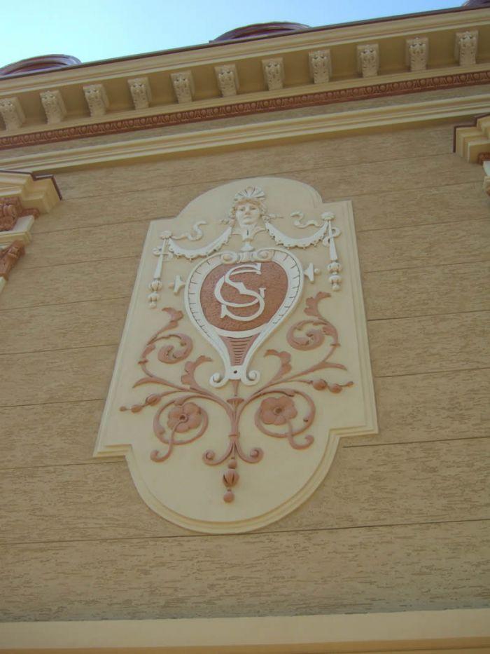 Detaliu clădire patrimoniu