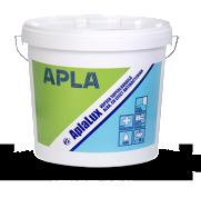 AplaLux vopsea superavabila alba, cu efect antibacterian