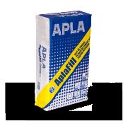 AplaFill glet de finisaj pe bază de ciment alb pentru interior