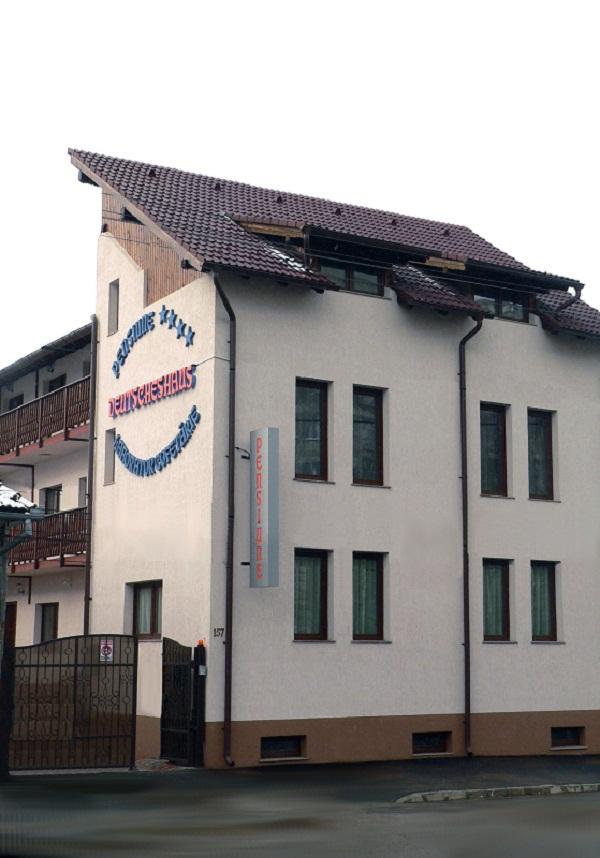 Pensiunea Deutsches Haus Brașov