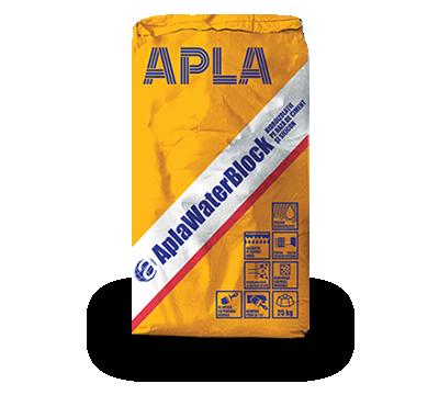AplaWaterBlock hidroizolație pe bază de ciment și silicon